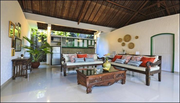 Singgah Villas Seminyak Bali - interior