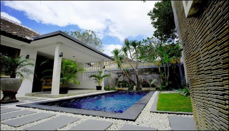 Singgah Villas Seminyak Bali - exterior