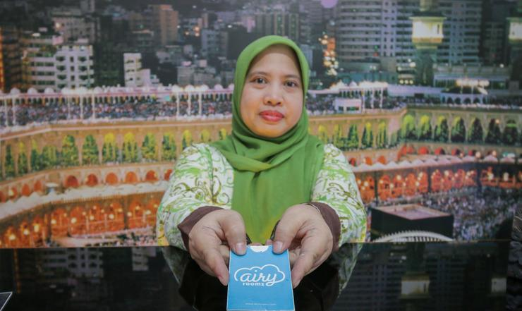 Airy Syariah Pacar Kembang Dharmahusada Satu 23 Surabaya - Receptionist