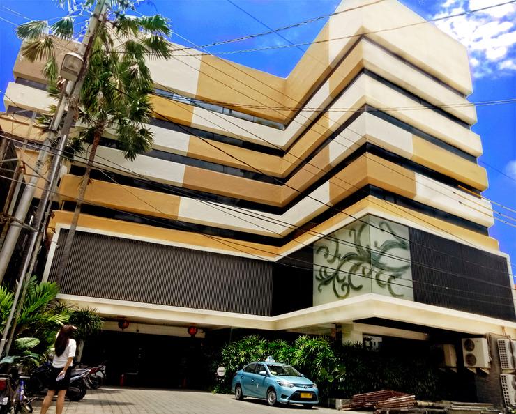 New Grand Park Surabaya - Gedung