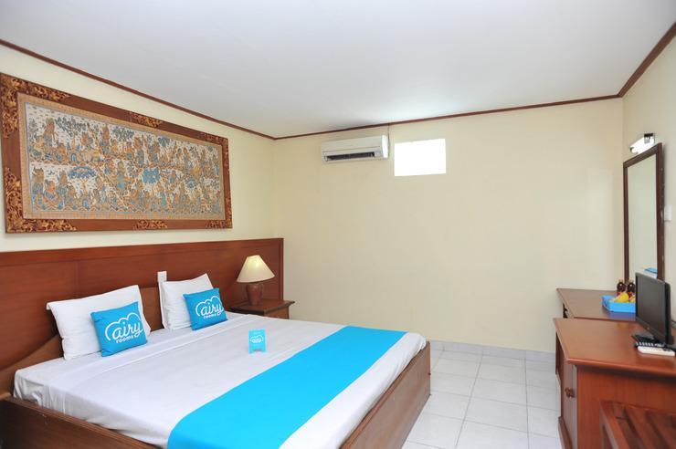 Airy Denpasar Utara HOS Cokroaminoto 63 Bali - double