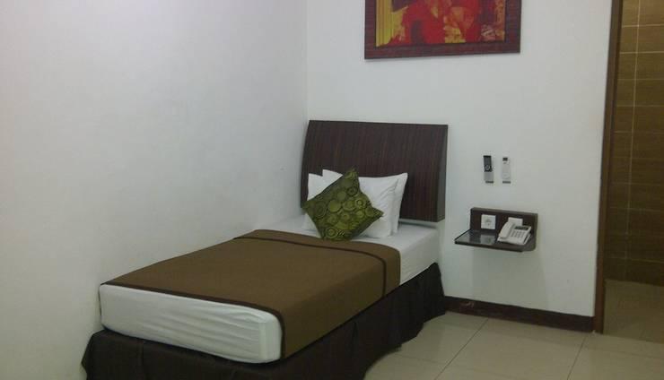 Cozy Hotel Samarinda - Kamar Single Bed