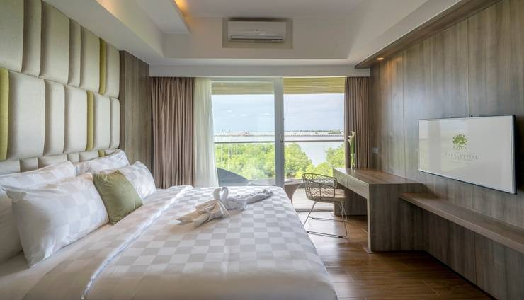 The Crystal Luxury Bay Resort Nusa Dua Bali - Crystal Suite