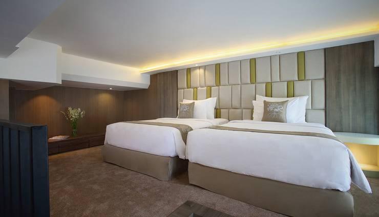 The Crystal Luxury Bay Resort Nusa Dua Bali - Family Loft Suite