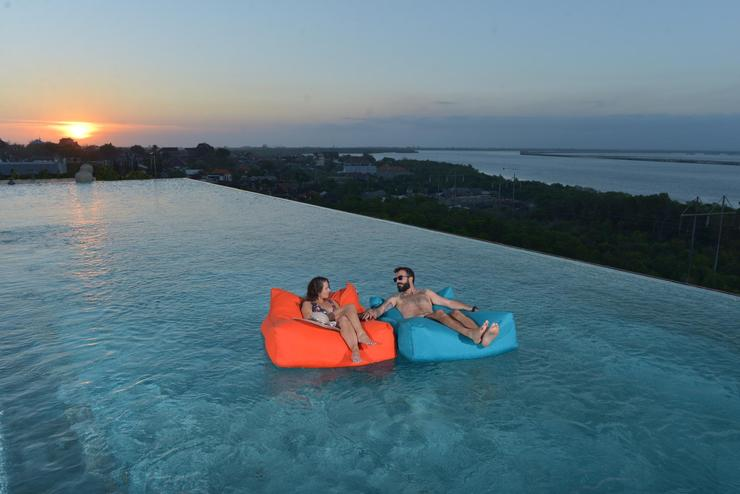 The Crystal Luxury Bay Resort Nusa Dua - Bali Bali - Pool