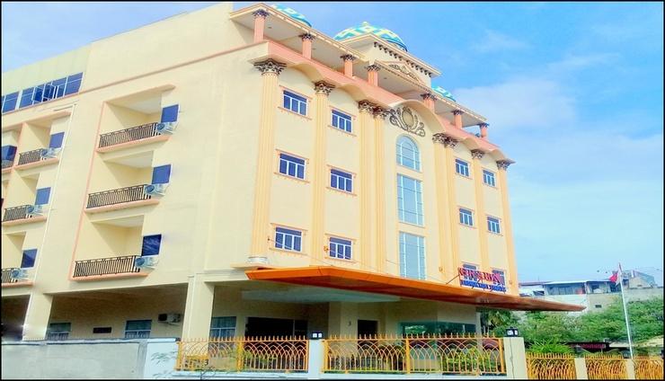 Graha Badnur Hotel Syari'ah Pekanbaru - exterior