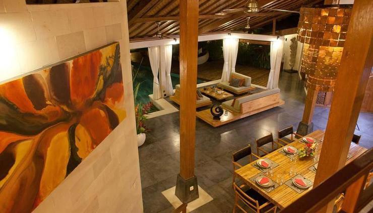 Shantika Villa - Seminyak Bali - Interior