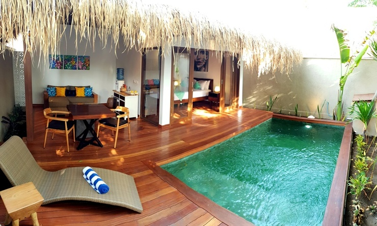Pera ONE Villas Lombok - Pool