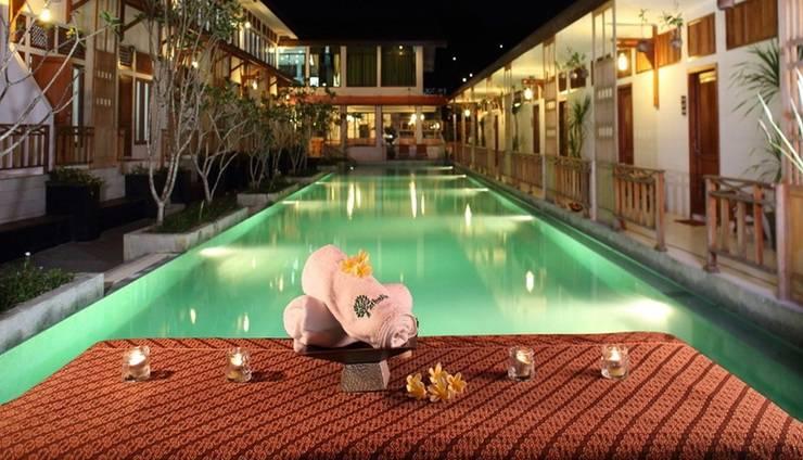 Athalia Resort Bogor - Swimming Pool