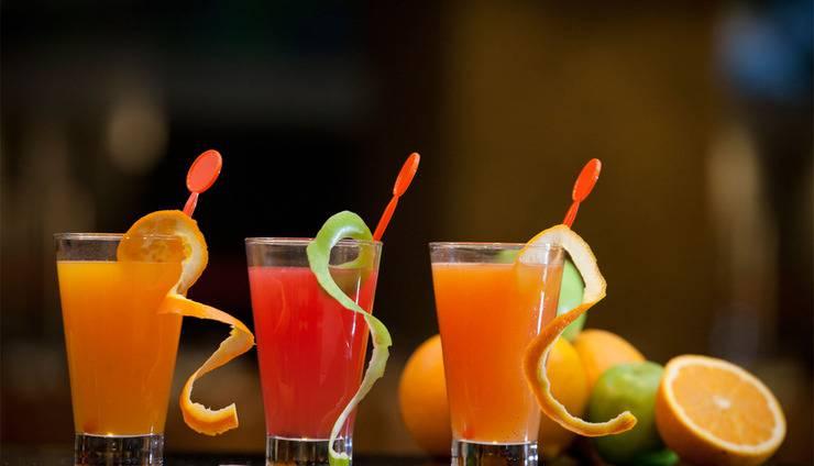 The Jimbaran View Bali - Juice Bar