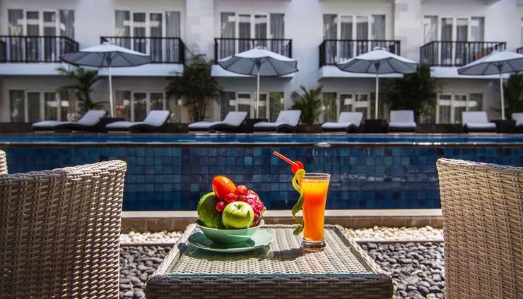The Jimbaran View Bali - Pool