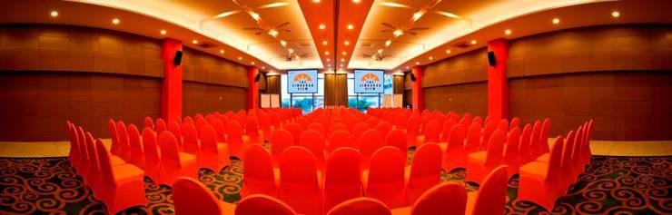 The Jimbaran View Bali - Ruang Meeting