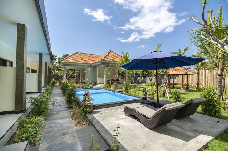 OYO 912 Pondok Garden Bali Guesthouse Bali - Swimming Pool