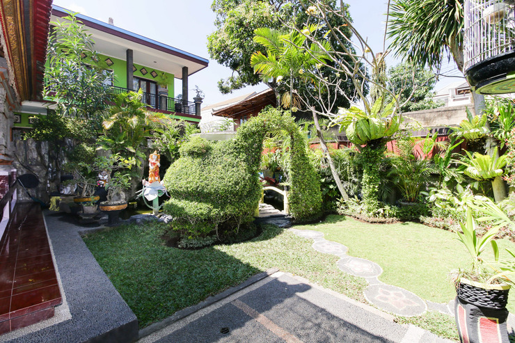 Airy Kuta Kartika Plaza Gang Pendawa 4x Bali Bali - Exterior