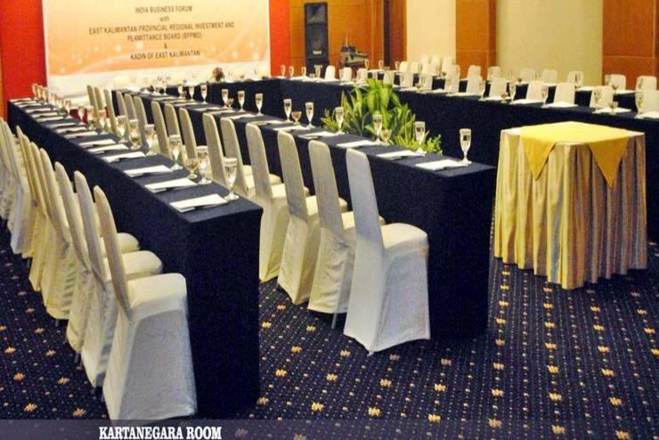 Hotel Bumi Senyiur Samarinda - Ruang Rapat