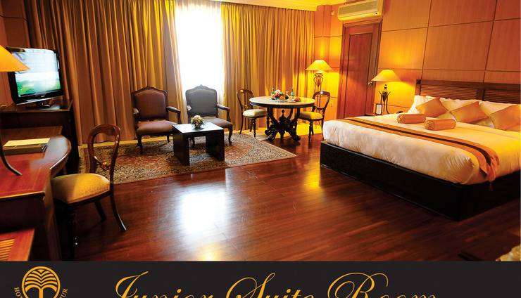 Hotel Bumi Senyiur Samarinda - Kamar junior suite