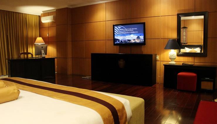 Hotel Bumi Senyiur Samarinda - kamar executive