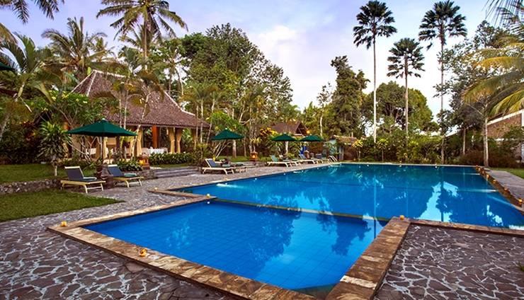 Margo Utomo Eco Resort Kalibaru - Kolam renang