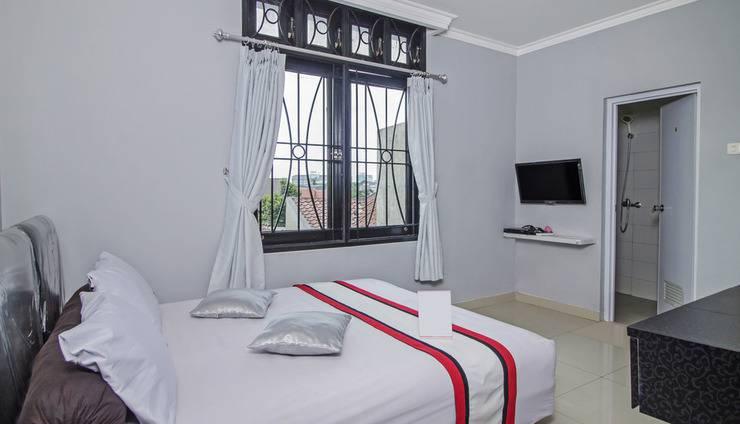 La Maison Jakarta - Kamar tamu