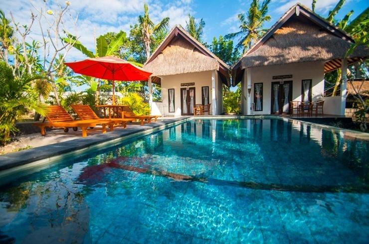 Japa Bungalow Bali - Pool