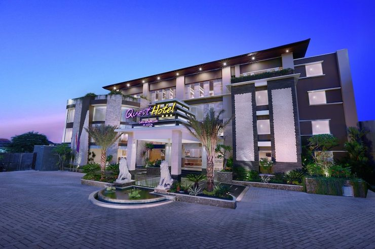 Quest San Hotel Denpasar - Featured Image