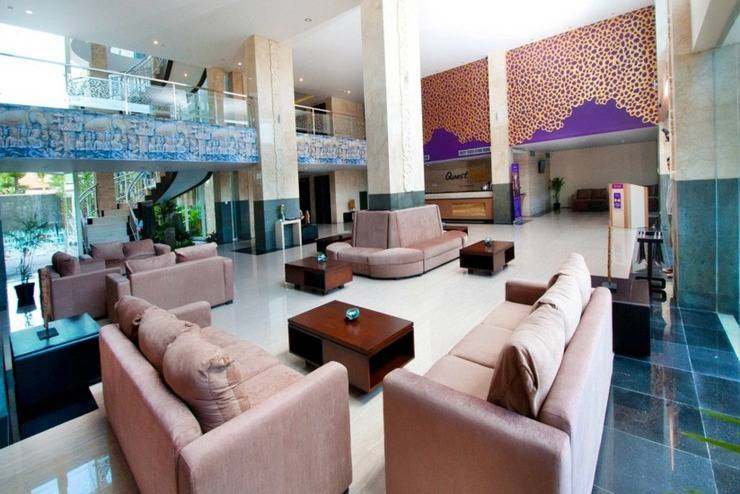 Quest San Hotel Denpasar - Lobby