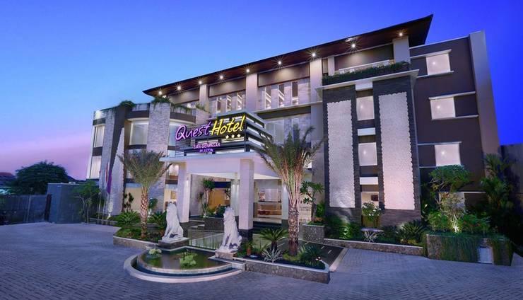 Tarif Hotel Quest San Denpasar (Bali)