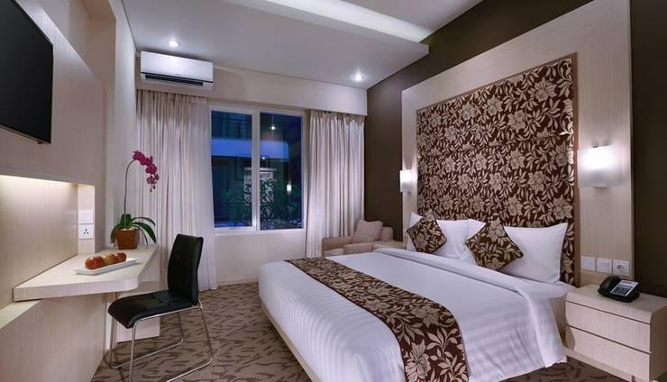 Quest San Hotel Denpasar - Deluxe Room