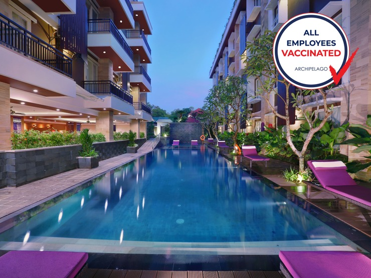 Quest San Denpasar by ASTON Bali - Hotel Vaccinated