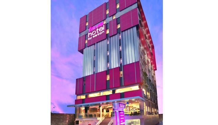 fave hotel Panakkukang - Tampilan Luar Hotel