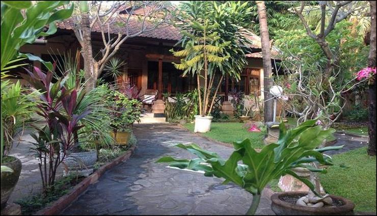 House of Vera Bali - exterior