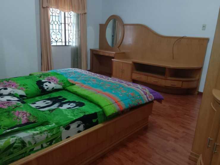 Villa Mutiara Asri Berastagi Berastagi - Guest room