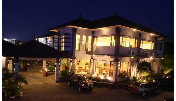 Griptha Hotel Kudus - Tampilan Luar Hotel
