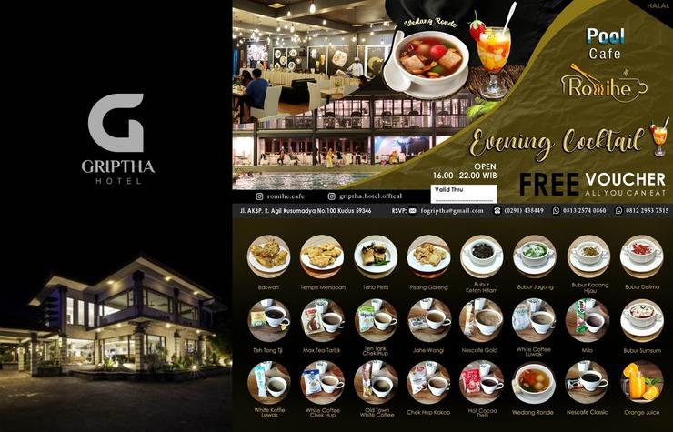 Griptha Hotel Kudus - Griptha Promo