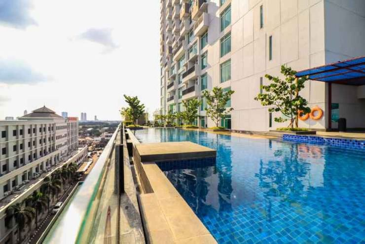 Apartemen Treepark city Tangerang - Facilities