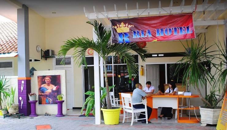 Ria Hotel Jember Jember - Exterior