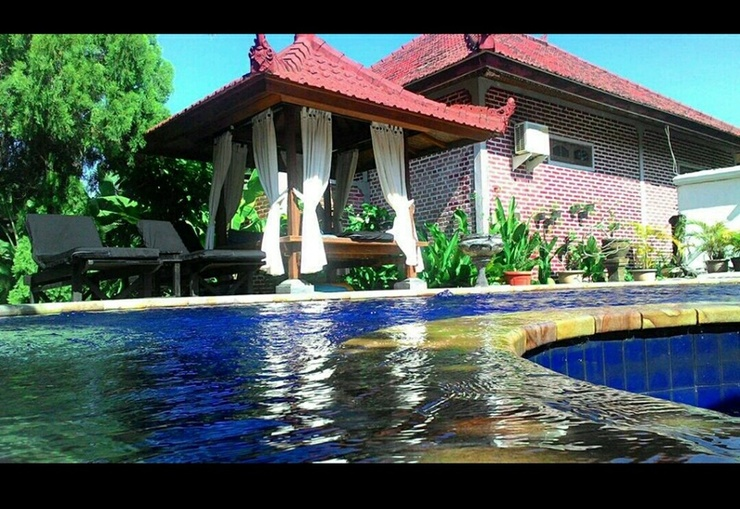 Mumbul Guesthouse Bali - Pool