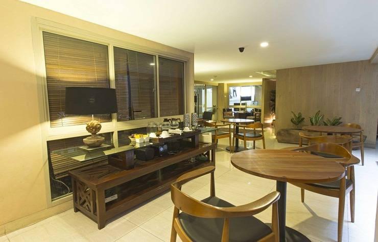 W Home Cikatomas Jakarta - Interior