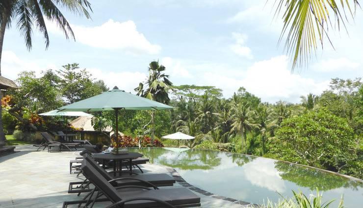 Villa Semana Resort & Spa Bali - 196  Infinity Pool-CRP