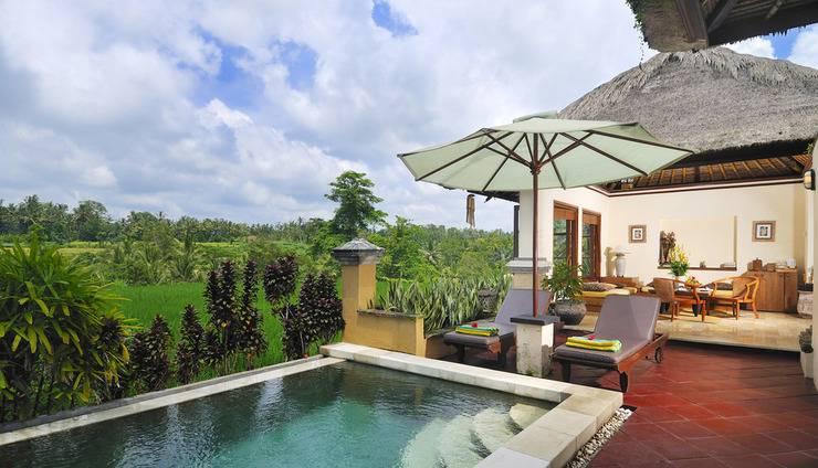 Villa Semana Resort & Spa Bali - Pool Deluxe Rice field