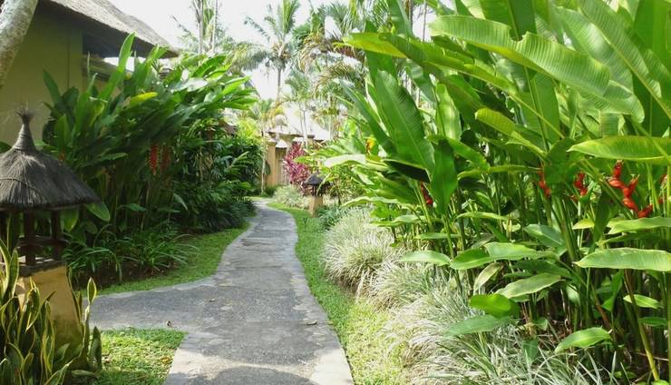 Villa Semana Resort & Spa Bali - Footpath Into Villa Semana