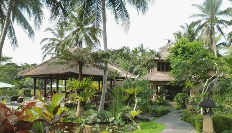 Villa Semana Resort & Spa Bali - Central Courtyard