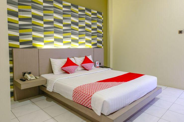 OYO 972 Griya Asri Hotel Mataram Lombok - Bedroom