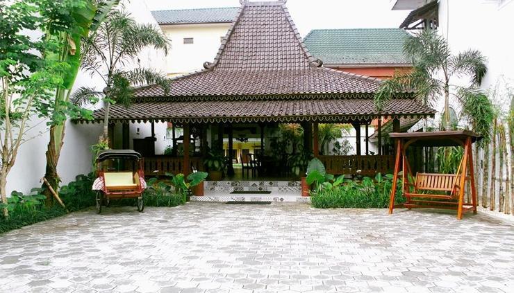Hotel Diana Jogja - New