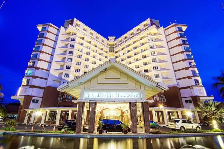 Hotel Sahid Jaya Makassar - Property Entrance