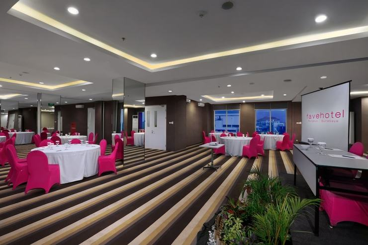 favehotel Rungkut Surabaya - Ballroom