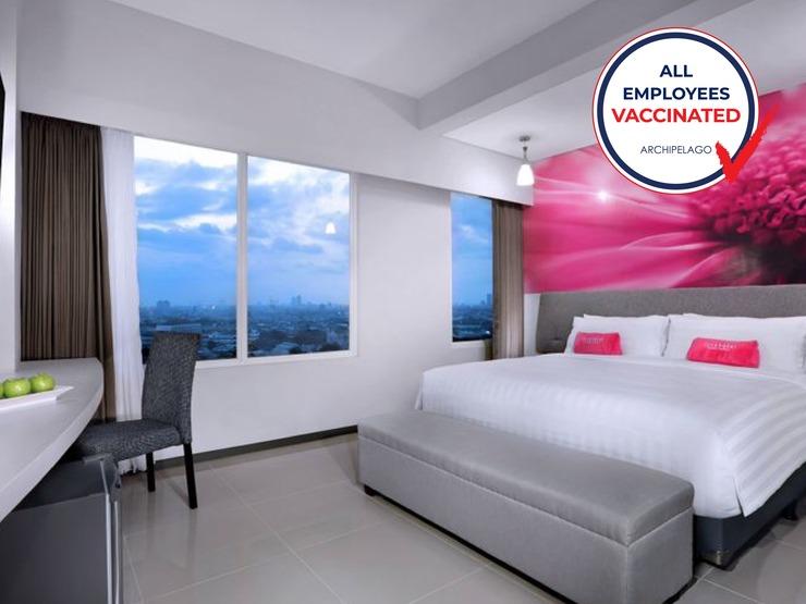 favehotel Rungkut Surabaya Surabaya - Vaccinated