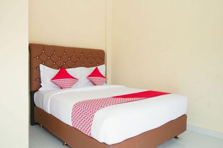 OYO 654 Fabio Guest House Syariah Bandar Lampung - Bedroom S/D