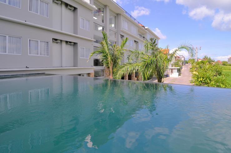 Airy Denpasar Barat Gunung Salak 78 Bali Bali - Pool