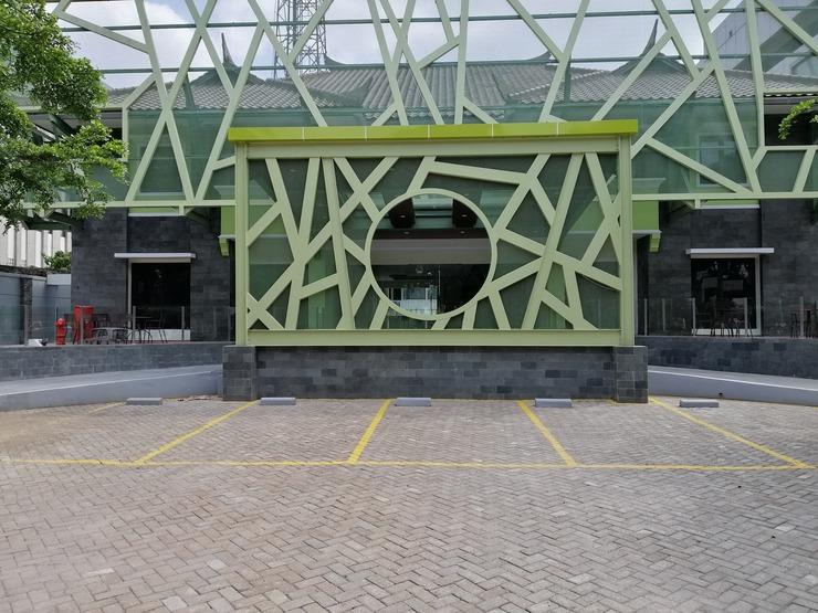 Arkeo Hotel Bandung Bandung - Entrance